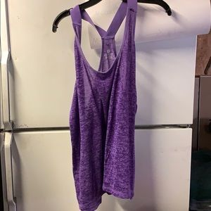 Old Navy Active Semi-fitted Racer back tank top